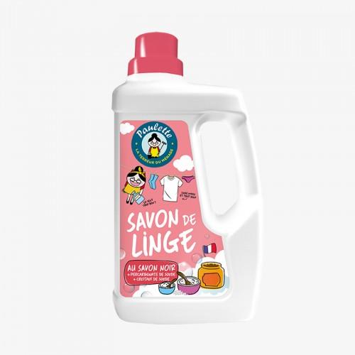 Savon de linge au savon noir